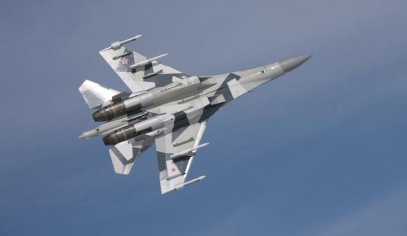 Su-35 - foto 3 Sukhoi