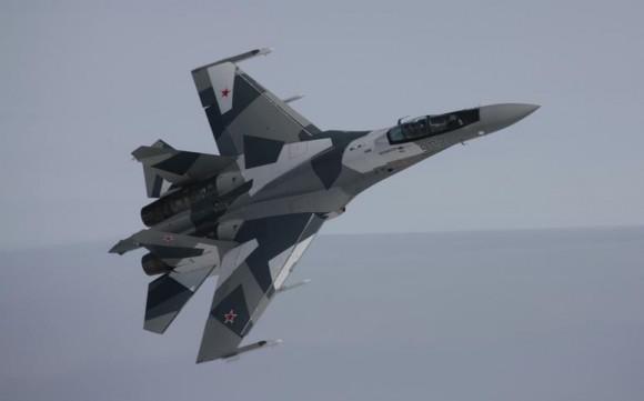 Su-35 - foto 4 Sukhoi