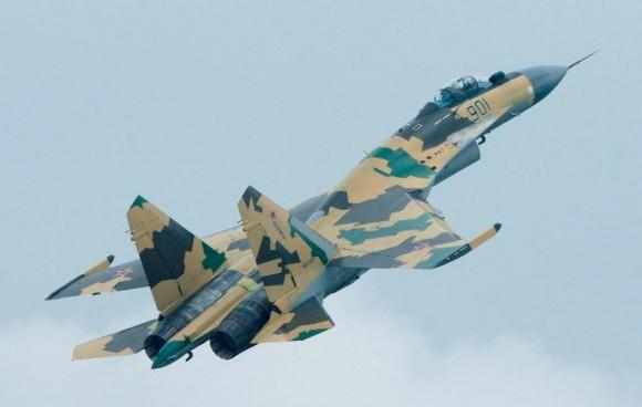 Sukhoi Su-35 - foto 2 OAK - UAC