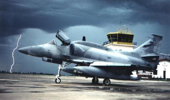 A-4AR - foto FAA
