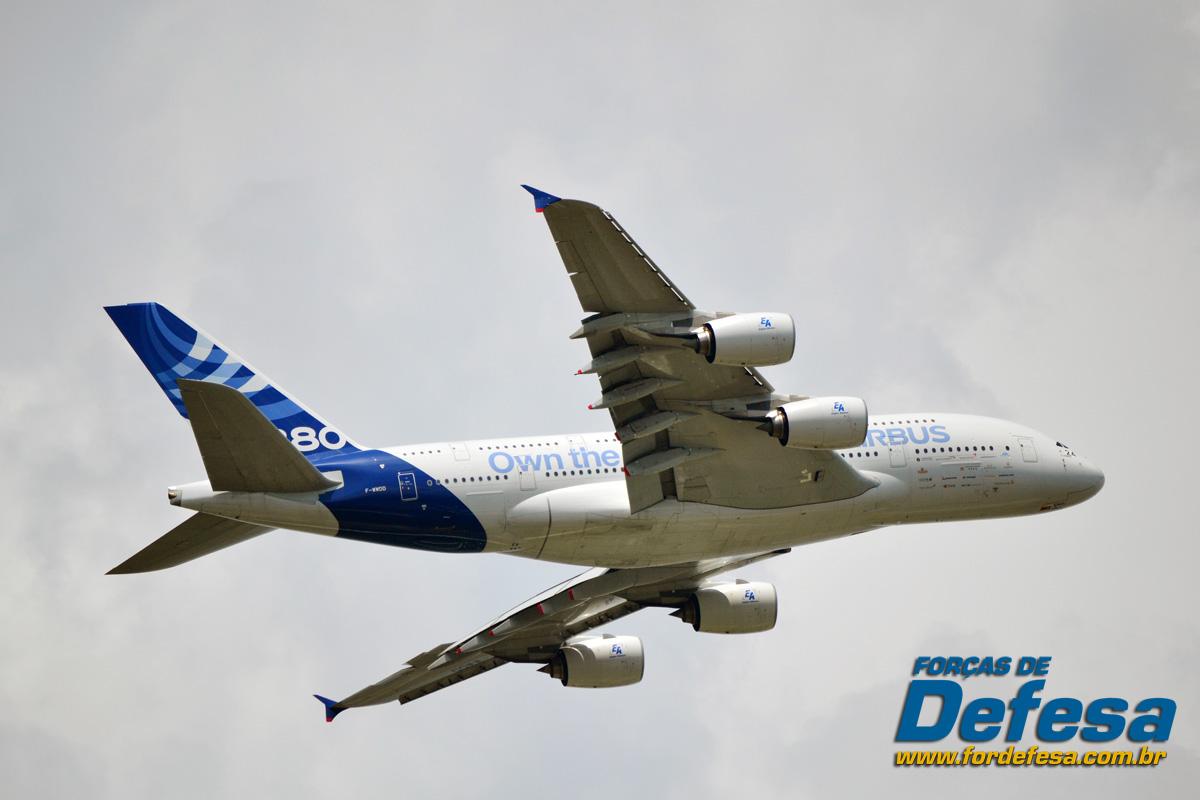 A380 salon du Bourget 17.06 - FOTO JF AURAN