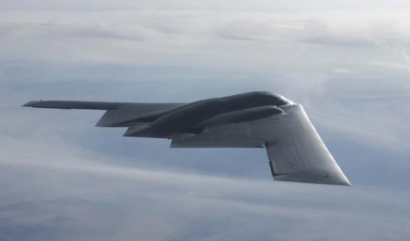 B-2 - foto USAF
