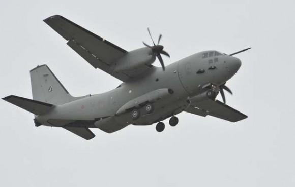 C-27J italiano - foto Força Aérea Italiana