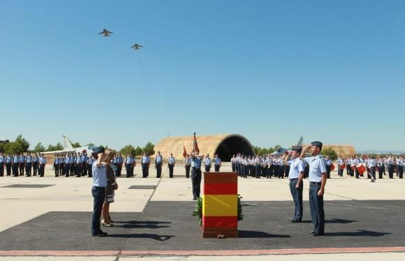 Despedida dos Mirage F1 em 23jun2013 - foto 4 Força Aérea Espanhola