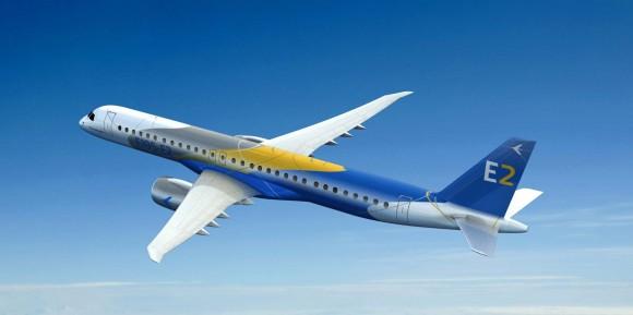 E195-E2 - recorte 2 imagem Embraer