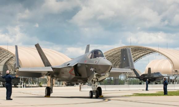 F-35C - primeiro exemplar de produção para a USN chega à Base de Eglin da USAF - foto 4 Lockheed Martin