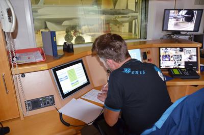 Inspeção em Gripen tcheco - foto 3 FMV