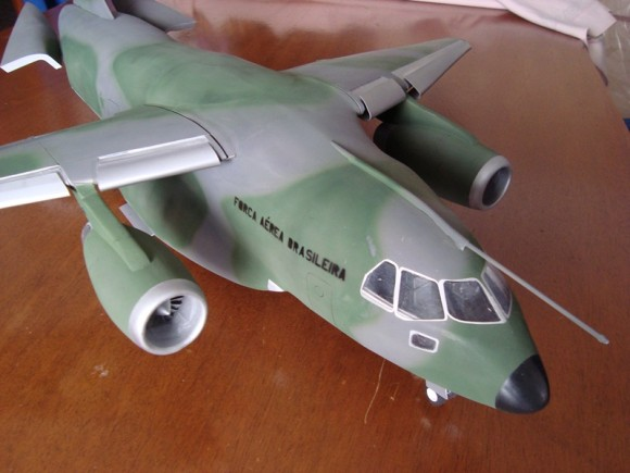 KC-390 - Hercules Araujo - 1