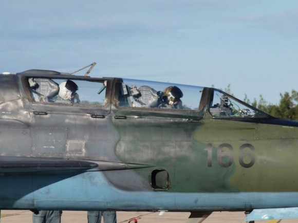MiG-21 croata - foto 7 Ministério da Defesa da Croácia