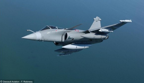 Rafale - foto F Robineau - Dassault
