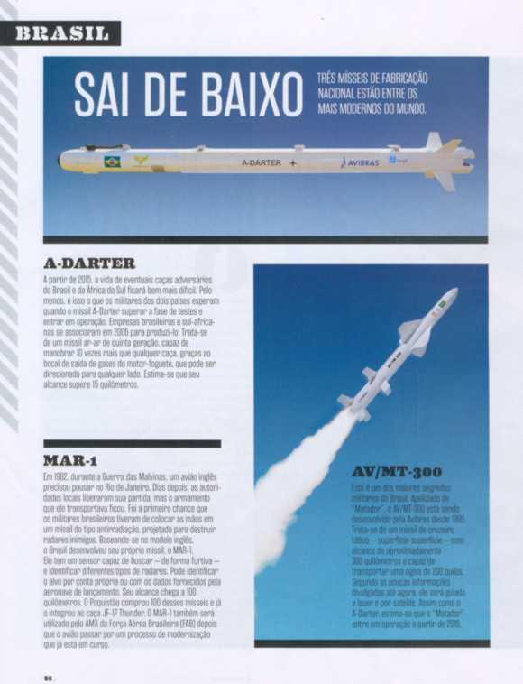 Revista Superinteressante Especial 318-A maio de 2013 - misseis