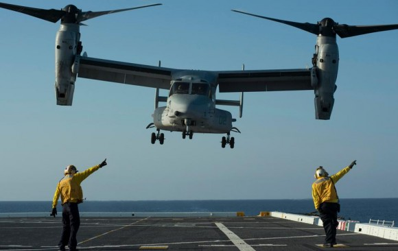 V-22 Osprey - foto USN