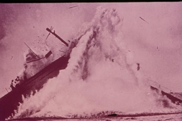 Ataque a submarino - foto via FAB