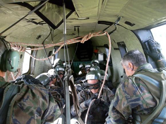 Esquadrão Puma - curso SAR - foto 3 FAB