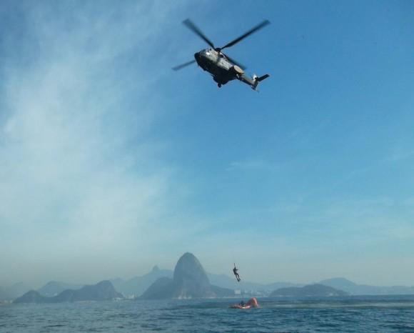 Esquadrão Puma - curso SAR - foto FAB