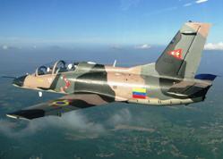 K-8W -foto Aviacion Militar Bolivariana - Força Aérea Venezuelana
