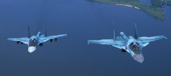 Su-34 - foto 3 Sukhoi