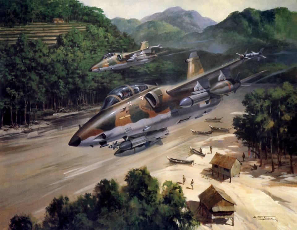 AMX nos anos 1980