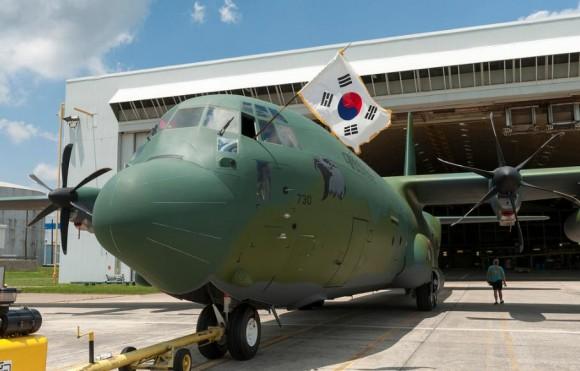 C-130J Coreia do Sul - foto 2 Lockheed Martin