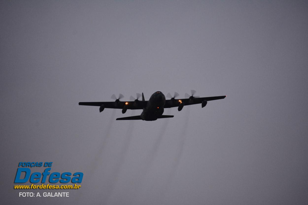 Domingo Aereo - AFA 2013 - KC-130 7