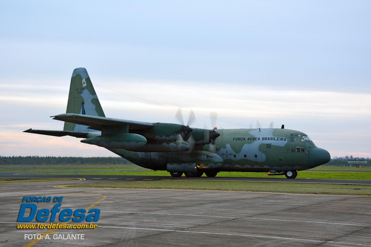 Domingo Aereo - AFA 2013 - KC-130 8