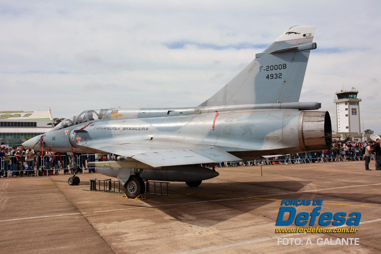 Domingo Aereo - AFA 2013 - Mirage 2000B 3