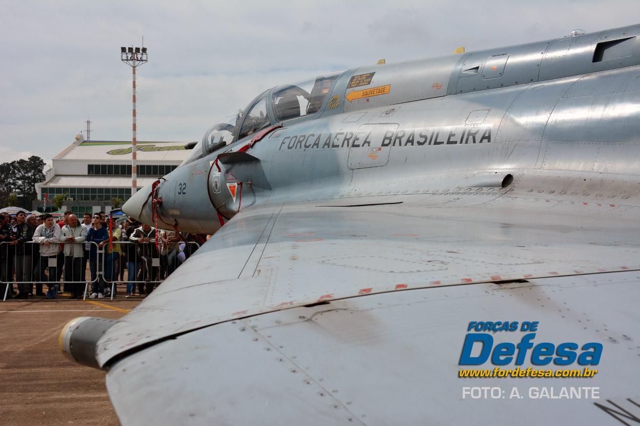 Domingo Aereo - AFA 2013 - Mirage 2000B 4