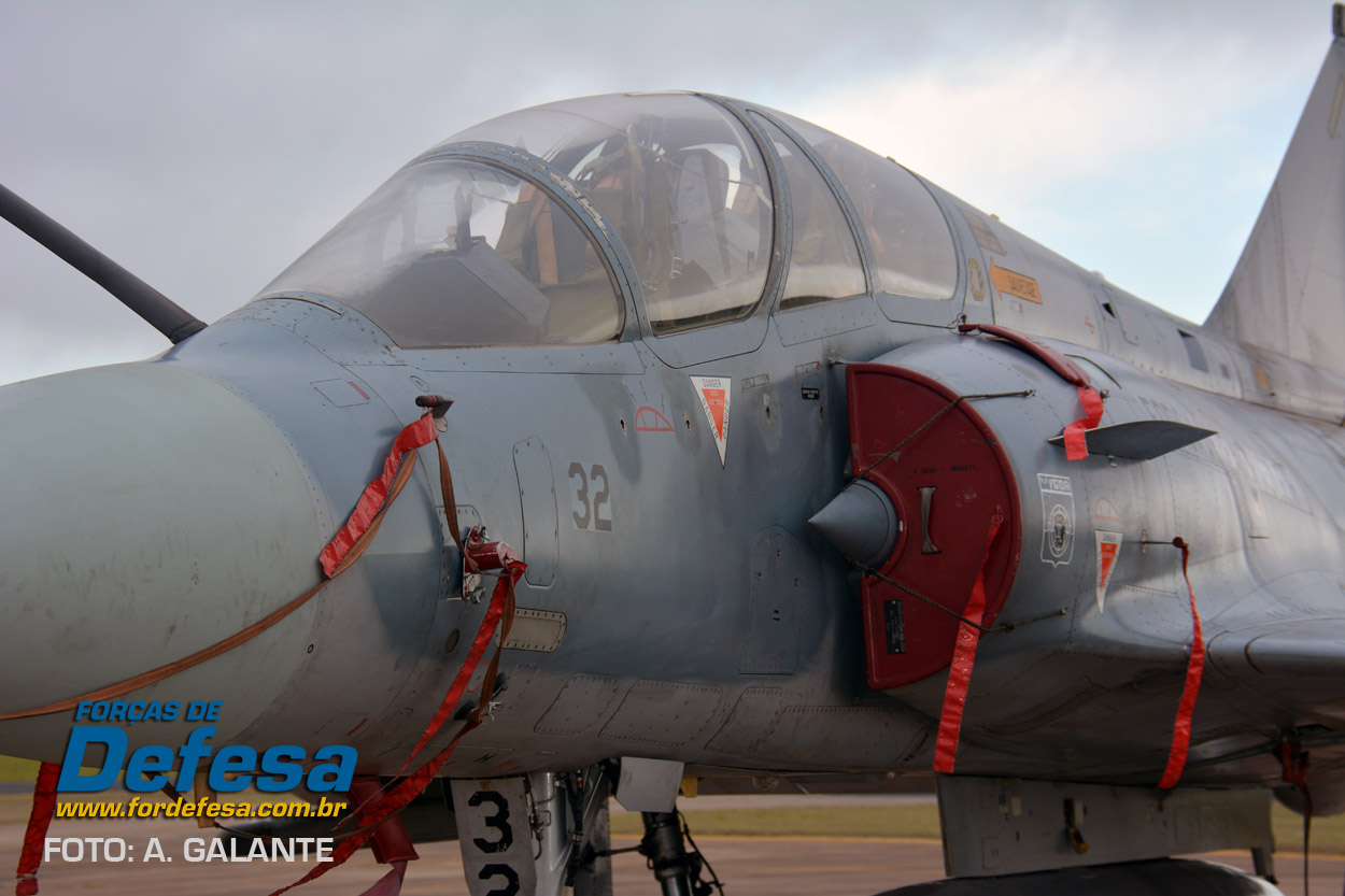 Domingo Aereo - AFA 2013 - Mirage 2000B 5