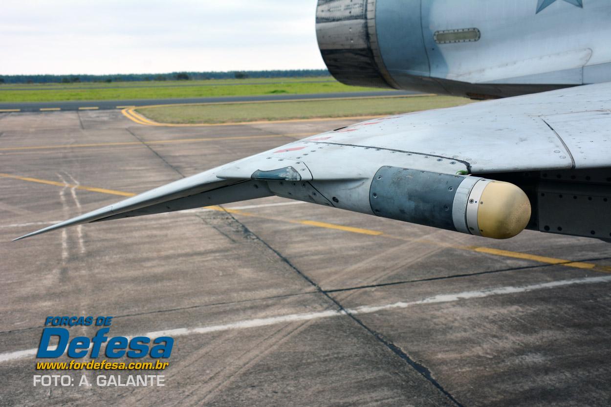 Domingo Aereo - AFA 2013 - Mirage 2000B 6