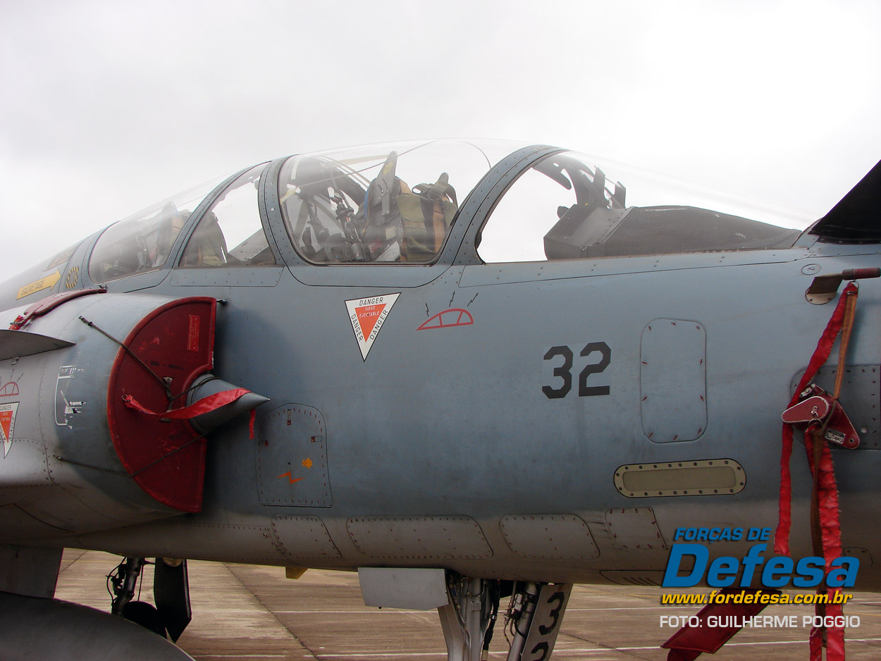 Domingo Aereo - AFA 2013 - Mirage 2000B 7