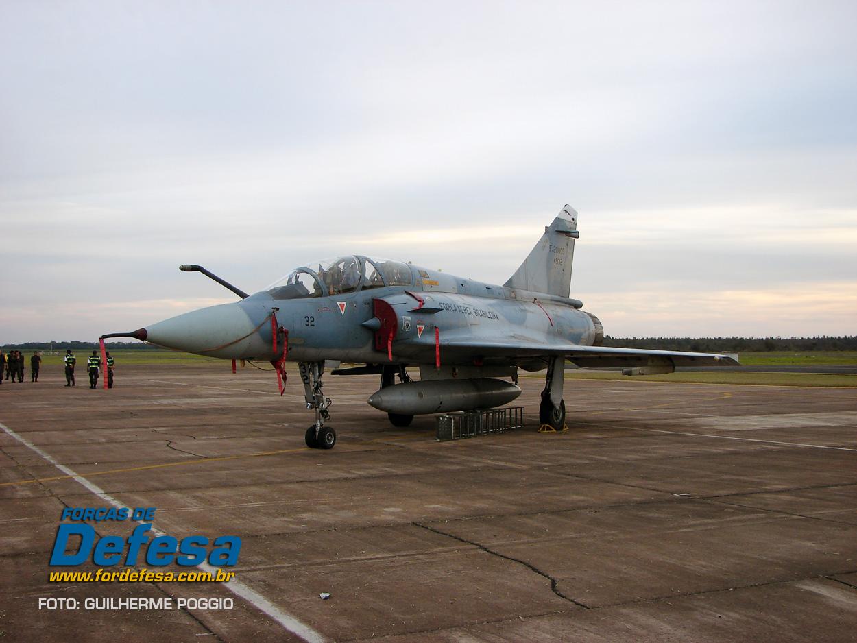 Domingo Aereo - AFA 2013 - Mirage 2000B