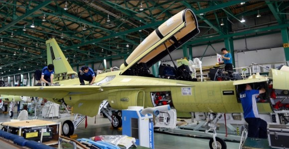 FA-50 - foto 5 Lee Jae-Won - Reuters - via UOL