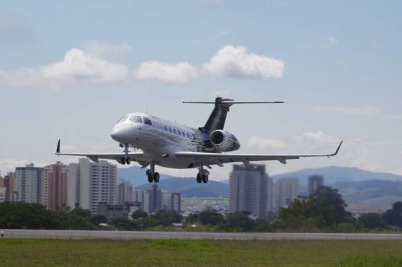 Legacy 500 Embraer 1