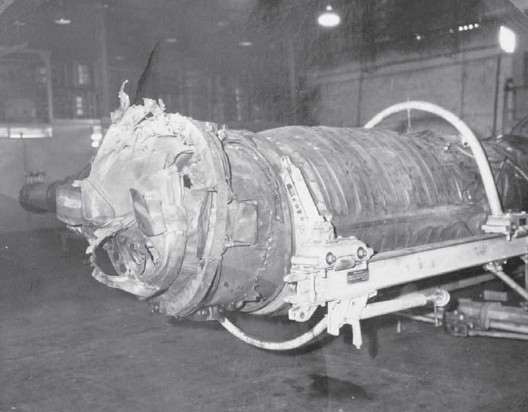 ATAR 9B atingido por Atoll