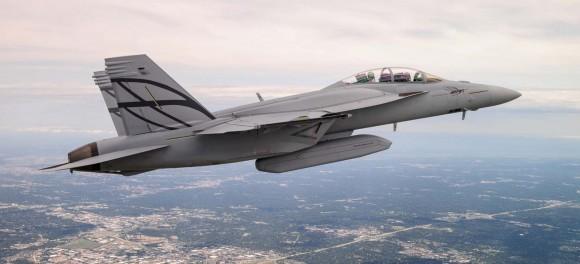 Advanced Super Hornet - foto Boeing