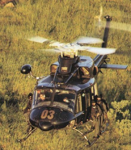 Bell 412 PF