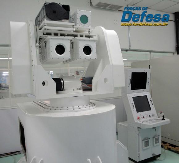 OMNISYS - Sistema de rastreamento de foguetes para Alcântara  - foto Nunão