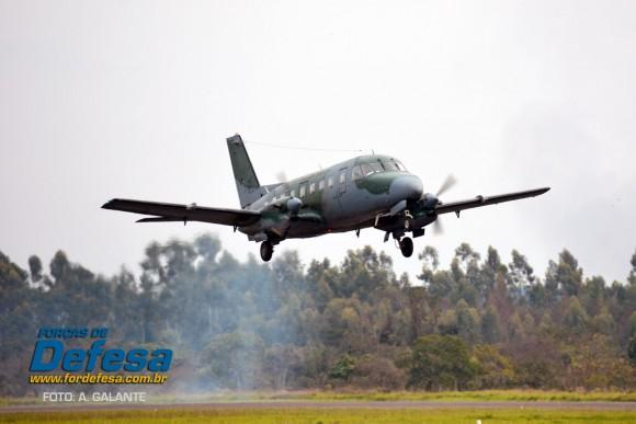 C-95M - foto A Galante - Forças de Defesa