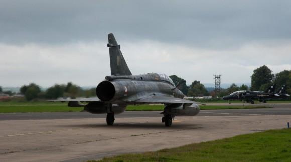 Mirage 2000N no Joint Warrior 2013 - foto 5 Força Aérea Francesa