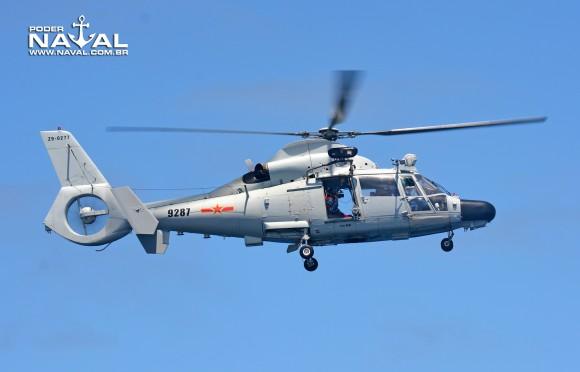 Passex PLA Navy 666a