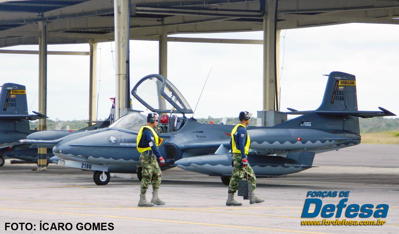 FAC A-37 com kill marks - CRUZEX 2013 - foto Joker 2