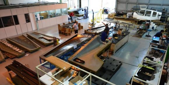 T-Xc - peças para protótipo - foto 2 Novaer