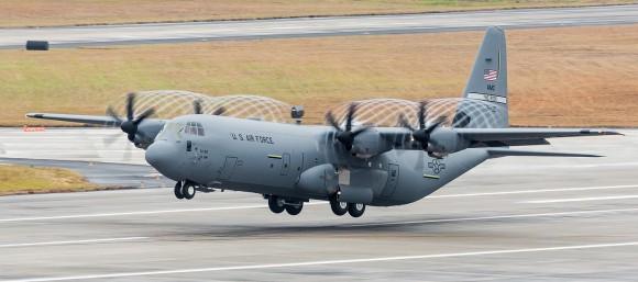C-130J Super Hercules - 1