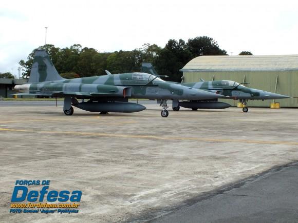 Despedida dos Mirage 2000 da FAB (3)