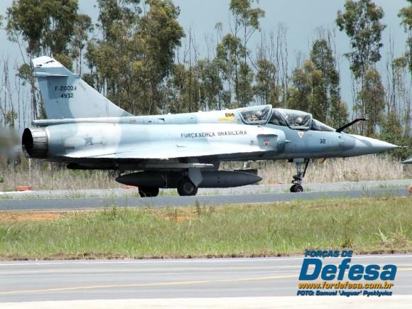 Despedida dos Mirage 2000 da FAB (4)