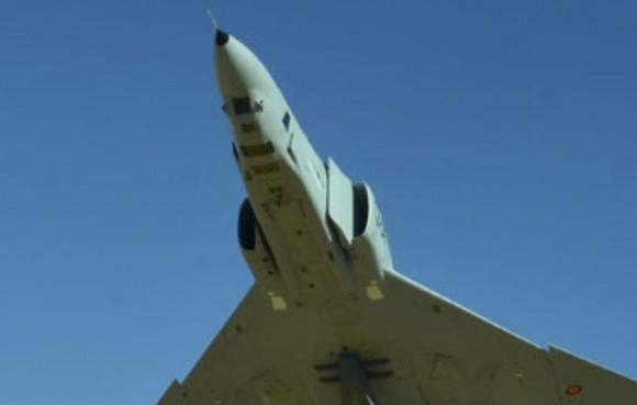 Phantom II - foto Força Aérea Espanhola