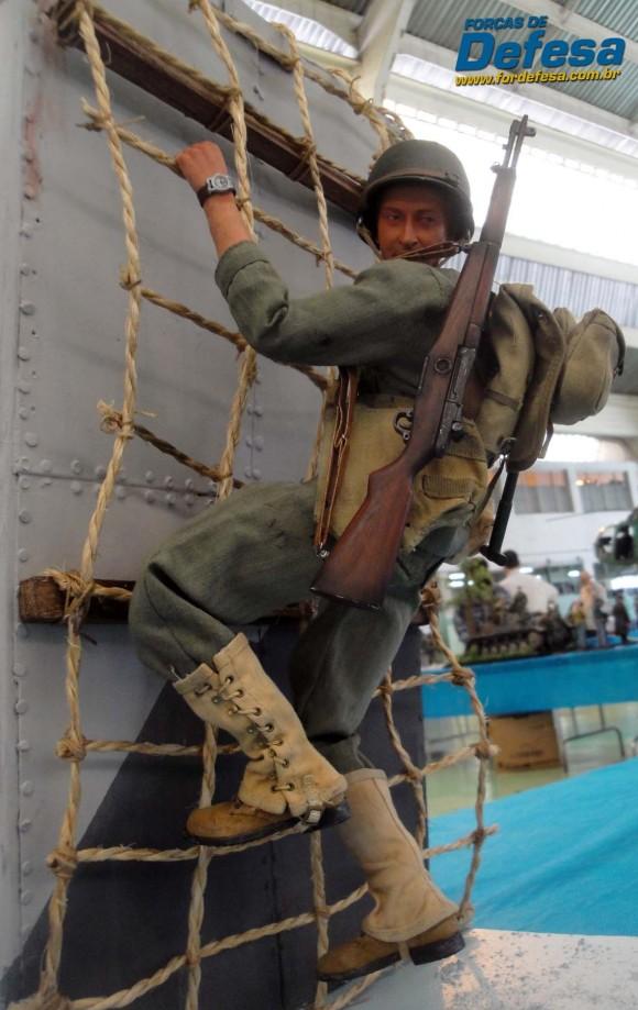 XXVII Conv Nac Plastimodelismo - 2013 - foto 6 Nunão - Forças de Defesa