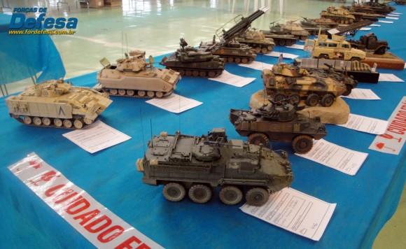 XXVII Conv Nac Plastimodelismo - 2013 - foto 9 Nunão - Forças de Defesa