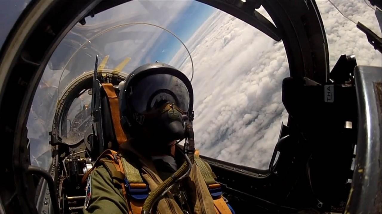ultimo voo do Mirage 2000 - revista veja