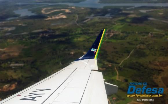 Winglets - E190 Azul - foto g poggio